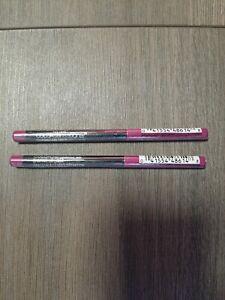 SET OF 2-Maybelline NY Color Sensational Shaping Lip Liner, Wild Violets 155