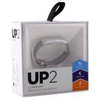New UP2 by Jawbone Wireless Activity+Sleep Fitness Smart Tracker - Light Grey