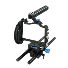 Filmcity DSLR Lightweight Cage with Rod Support for Panasonic Lumix GH3 / GH4