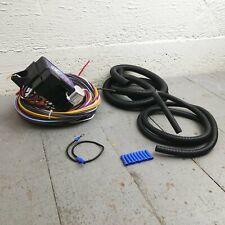 12v 18 circuit 12 fuse universal wiring harness kit 1954 dodge truck hot rod