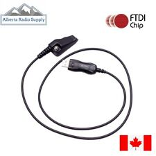 USB Programming Cable + KPG-111D SW for KENWOOD Portables FTDI KPG-36 NX-210