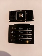 Replacement keypad for Sony Ericsson C905 Cybershot - 2 part Keypad set, buttons