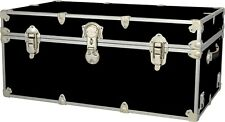 Rhino Storage Trunk Footlocker 35x18x18 for Camp, College & Dorm. USA Made