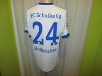 FC Schalke 04 Adidas adizero Matchworn Trikot 16/17 + Nr.24 Badstuber Gr.9 (XL)