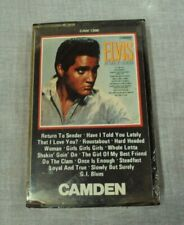 ELVIS PRESLEY Cassette Tape RETURN TO SENDER ~ CAM 1200 Camden Pickwick ENGLAND