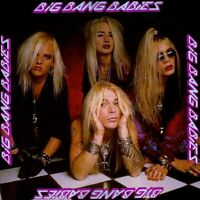 ULTRA RARE Big Bang Babies CD Promo Factory Sealed OOP Glam 90s Poison