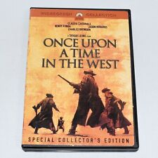 Once Upon a Time in the West 1969 Western Special Collector's Edition Widescreen