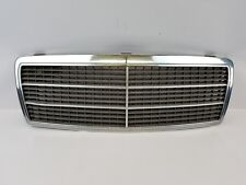 Mercedes Benz W202 C220 C230 C280 Hood Chrome Center Grille Grill OEM 94-97