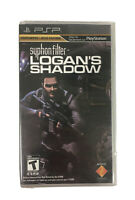 Syphon Filter: Logan's Shadow - Sony PSP - Brand Factory New Sealed
