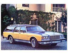 1985 Buick Electra Estate Wagon Factory Photo ca5229