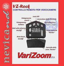 Varizoom VZ-Rock Controllo Remoto Videocamera Remote Control Camera Steadycam