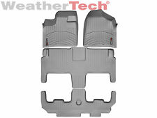 WeatherTech Floor Mat FloorLiner - Dodge Grand Caravan - 2011-2015 - Grey