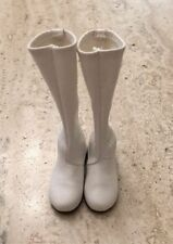 "1/6 Hot toys Star Wars Princess Leia Boots Shoes Fit 12"" HT Body"