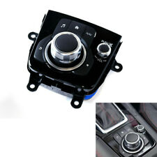 New Center Console Control Switch For Mazda 3 With Retainer Clip 2014 2015 Black Fits Mazda