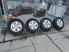 2000 2004 Toyota Tundra 16 X7 Wheel Rim Set 16 6 Spoke Alloy Wheels Rims Oem