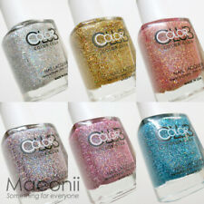 Color Club - Hypnotic Hologram Collection - Holographic Glitter Nail Polish