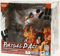 ONE PIECE Portgas D Ace Commander of the Whitebeard 2nd Division Bandai Tamashii