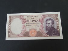 10000 LIRE MICHELANGELO 1970  SUP