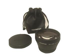 OLYMPUS IS/L E-1.3x 52mm TELE Conversion Camcorder Camera HQ TELECONVERTER LENS