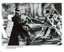 """GEORGE HAMILTON in """"Zorro: The Gay Blade"""" Original Vintage Photo 1981"""