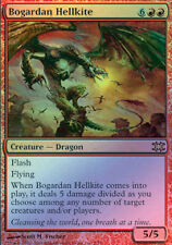 FOIL Nibbio Infernale di Bogardan - Hellkite MAGIC FTVD