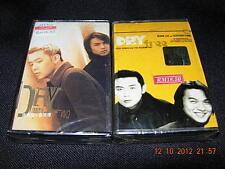 MARK LUI 雷頌德 & STEPHEN FUNG 馮德倫 DRY BAND HONG KONG Malaysia Cassette LOT (馬來西亞版