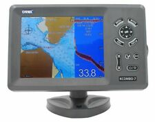 Traceur GPS Sondeur/FishFinder - cartographie nautique incluse