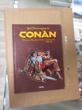* * *  RARE Chroniques de CONAN 1978 (II) INTEGRALE Panini * * *