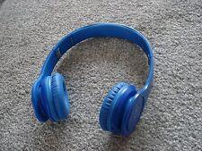 Very Nice Beats by Dr. Dre Solo HD Headband Headphones - Blue