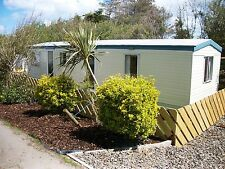 Caravan Holiday nr Woolacombe&Ilfracombe North Devon, Sleeps 5-6, Pets Welcome