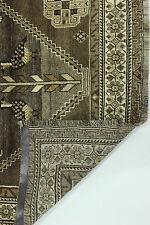 s. Antiguo Nómadas gabbe Natural auf Lana Alfombra Persa Oriental 2,58 X1, 50