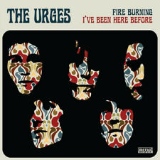The Urges  Fire Burning / I've Been Here Before CD SINGLE 2 TRACK LTD ED. PSYCH