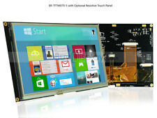 7 7 Inch Tft Lcd Display Module Withr Touch Screen Paneli2cserial Spitutorial