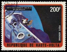 "UPPER VOLTA C139 - Exploration of the Moon ""Space Walk"" (pb12976)"