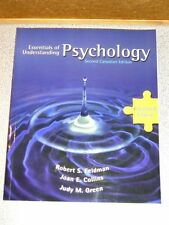 Psychology college paperback textbooks ebay essentials of understanding psychology feldman 2004 new fandeluxe Images