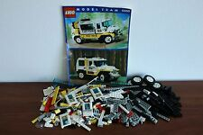 Lego Model Team Set 5550-1 Custom Rally Van 100% complete + instr