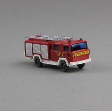 Spur N 1:160 Wiking Magirus Deutz Feuerwehr Löschfahrzeug LF16 NEU