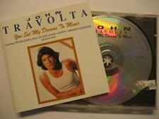 "JOHN TRAVOLTA ""YOU SET MY DREAMS TO MUSIC"" - CD"