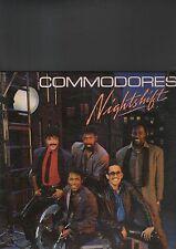 COMMODORES - nightshift LP