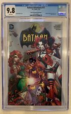 Batman Adventures #12 CGC 9.8 Jonboy Special Convention FOIL Edition Variant
