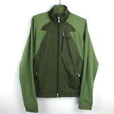 Ariat Womens Epic Jacket Windbreaker Green Olive Barn Riding Coat Medium NWOT