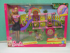 NEW in Package BARBIE I Can Be Nursery School Teacher Playground Set Toys