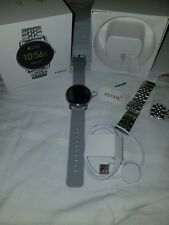 Smartwatch Fossil Q Wander 2 Stainless Steel Touchscreen EUC with Extra band