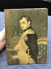 Old Painting Of Napoleon