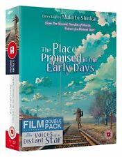 The Place Promised in Our Early Days / Voices of a Distant Star: New Blu-Ray