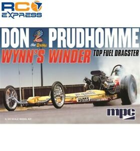 MPC 1/25 Wynns Winder Dragster Don Snake Prudhomme MPC921