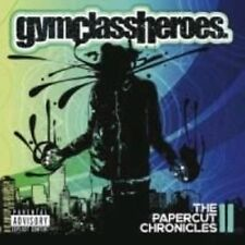 Papercut Chronicles II 0075678826269 by Gym Class Heroes CD