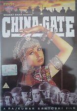 CHINA GATE - EROS ORIGINAL BOLLYWOOD DVD - Om Puri, Nasseruddin Shah, Danny.