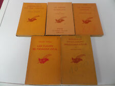 """lot 5 livres """"le masque"""" Clifford Knight Stephen Ransome Helen Reilly"""