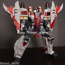 Hasbro Transformers Cybertron Supreme Class Starscream + Added Custom Details